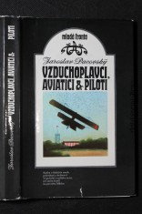 náhled knihy - Vzduchoplavci, aviatici a piloti
