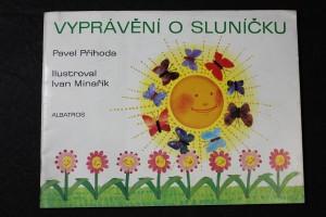 náhled knihy - Vyprávění o sluníčku
