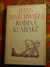 náhled knihy - Rodina Kumiaků : Román