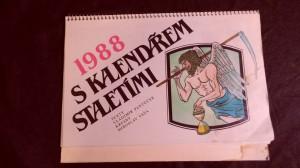 náhled knihy - 1988 - S Kalendářem staletími