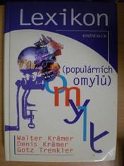 náhled knihy - Lexikon populárních omylů