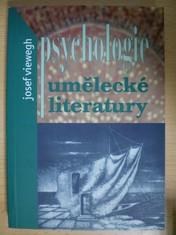 náhled knihy - Psychologie umělecké literatury