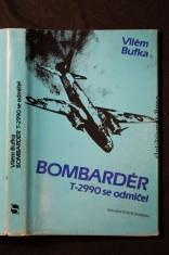 náhled knihy - Bombardér T-2990 se odmlčel