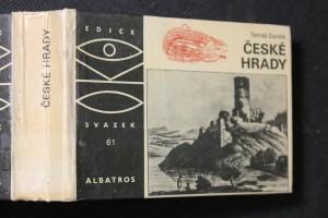 náhled knihy - České hrady